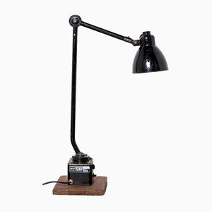 Industrial Ball-Joint Table Lamp