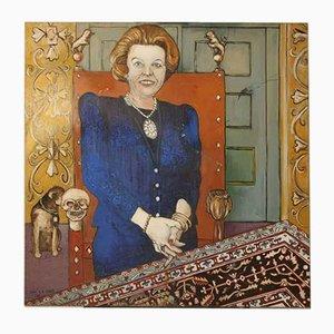 Portrait d'Etat Beatrix