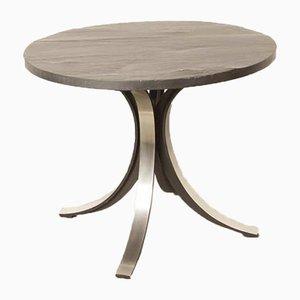 Model T69 Slate Table by Osvaldo Borsani for Tecno