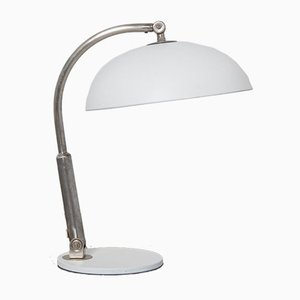 Model 144 White Desk Light from Hala Busquet
