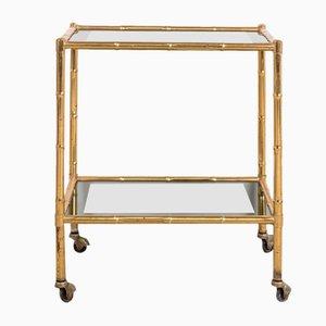 Tisch in Bambus Optik