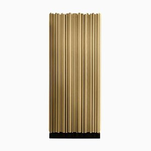 Cabinet in Gold-Plated Brass