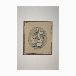 Georges Braque - Still Life - Original Lithographie - 1968
