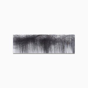 Storm Horizontal 82, Abstract Drawing, 2013