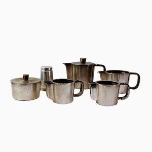 Set de Vaisselle par Gio Ponti pour Krupp, Italie, 1950s, Set de 7