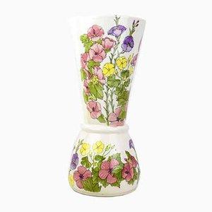 Große Italienische Vase von Ernestine, 1960er