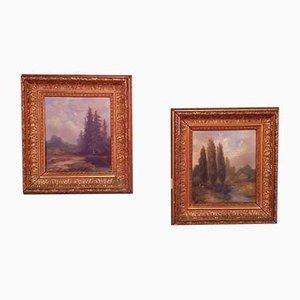 19th Century Paintings by Jan Hendrik Hermanus Rijkelijkhuysen