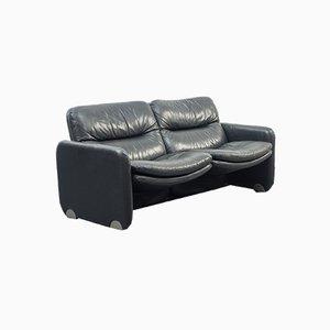 Leather Sofa, 1970s