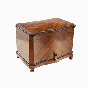 French Rosewood Cigar Box