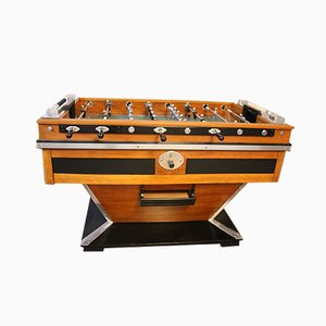 Vintage French Foosball Game Table