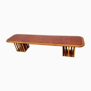 Artona Coffee Table / Bench by Afra & Tobia Scarpa for Maxalto, 1970s
