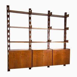 Bookcase / Shelving Unit by Michele Achilli, Daniele Brigidini & Guido Canella for Rusconi, 1961
