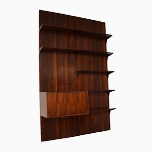 Mid-Century Danish Rosewood Royal Shelving System by Poul Cadovius, 1960s