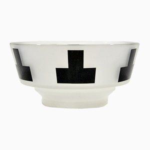 Vintage Centerpiece bowl by Nanae Umeda, Sottsass Associati for Egizia