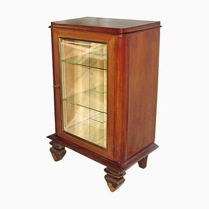 Art Deco French Display Cabinet by Jules Leleu, 1940s