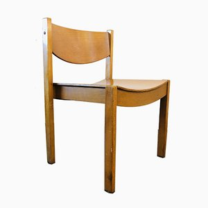 Stackable Dining Chairs, 1960s, Set of 10