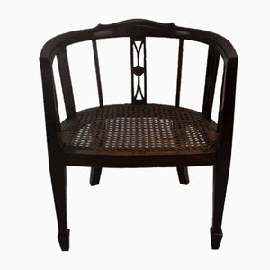 Antique Edwardian Childrens Chair