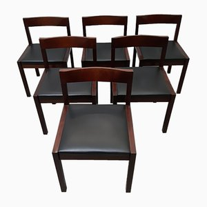 Model 506 Dining Chairs by Alfred Hendrickx for Belform, 1962, Set of 6