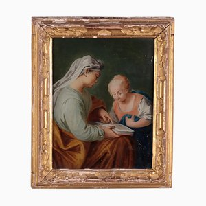 Istruzione della Vergine, XVIII secolo