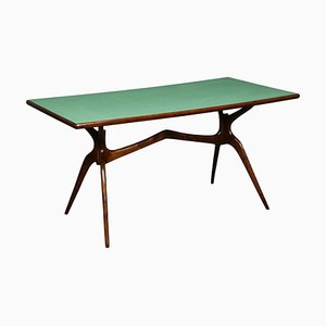 Sessile Oak Table, Italy, 1950s