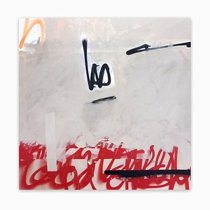 English Broken (abstract Painting) 2020