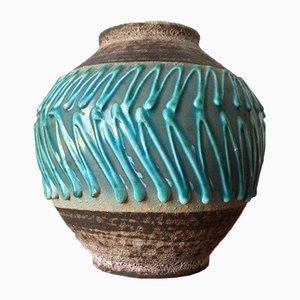 Ceramic Flower Vase, 1960s