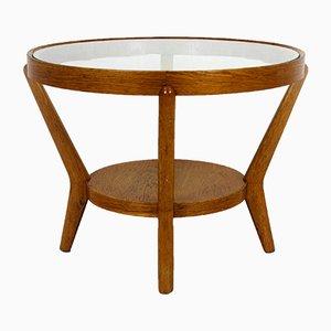 Coffee Table by Karel Koželka & Antonin Kropáček for Interier Praha, 1940s