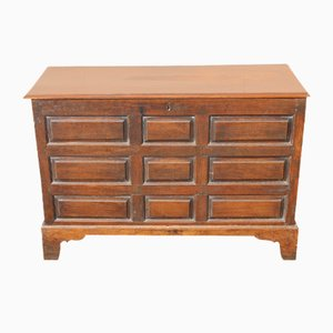 Antique Oak Chest of Drawers, 1900s