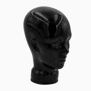 Black Glass Head, 1970s