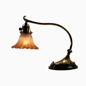 Wiener Art Nouveau Tischlampe, 1910