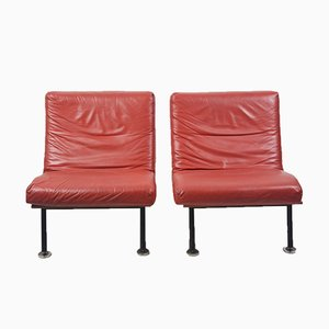 Lounge Chairs by Felice Rossi for Felice Rossi, 1960s, Set of 2