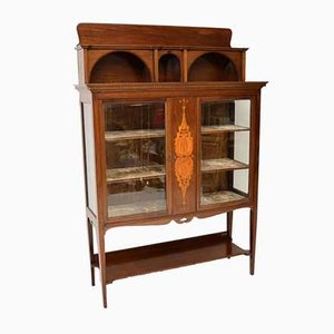 Antique Art Nouveau Cabinet from Liberty of London