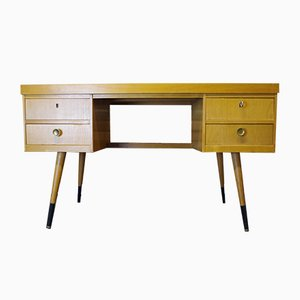 Mid-Century Desk with Laminated Top from Ekawerk Horn Lippe