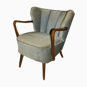 Mid-Century Club Chair