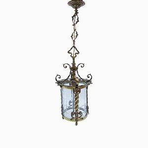 Spanische Renaissance Deckenlampe, 1920er