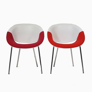 So Happy Armchairs by Marco Maran for Maxdesign, 2000s, Set of 2