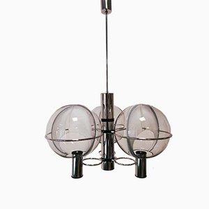 Lampada da soffitto vintage di Toni Zuccheri