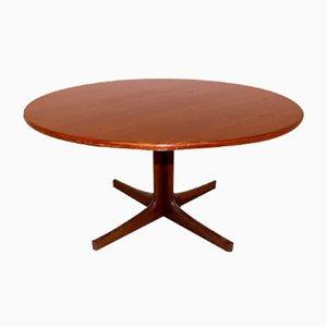 Swedish Teak Coffee Table by Karl-Erik Ekselius for JOC Vetlanda, 1960s