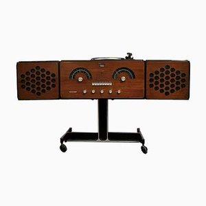 Stereo von Achille Castiglioni für Brionvega, 1960er