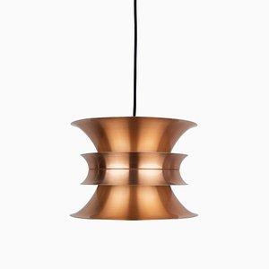 Mid-Century Swedish Pendant Lamp by Carl Thore / Sigurd Lindkvist for Granhaga Metallindustri