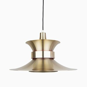Mid-Century Swedish Pendant Lamp by Carl Thore / Sigurd Lindkvist for Granhaga Metallindustri, 1960s