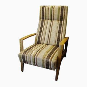Mid-Century Scandinavian Style Lounge Chair