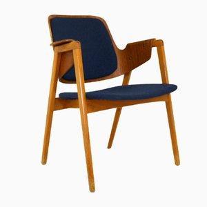 Swedish Teak Chair from Gärsnäs, 1960s
