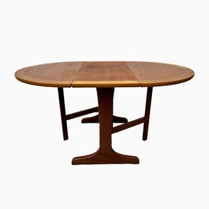 Vintage Teak Folding Coffee Table from Parker Knoll