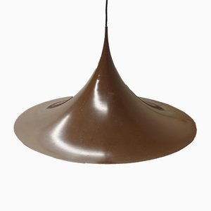Mid-Century Ceiling Lamp by Claus Bonderup & Torsten Thorup for Fog & Morup, 1960s