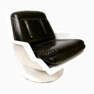 Nike Lounge Chair by Richard Neagle for Sormani, 1968