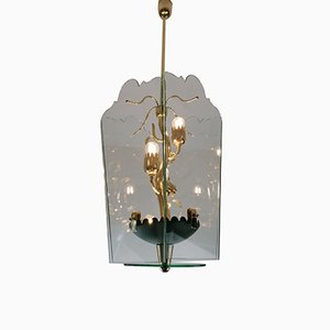 Large Chandelier by Pietro Chiesa for Fontana Arte, 1930s