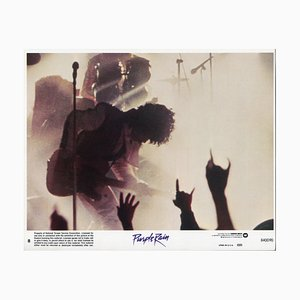 Prince In Purple Rain, Lobbycard, 1984