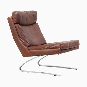 Swing Slipper Lounge Chair by Reinhold Adolf for Cor, Germany, 1960s