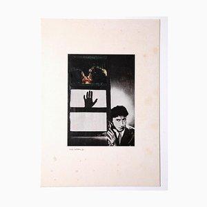 Sergio Barletta, Die Hand, Foto auf Karton, 1965